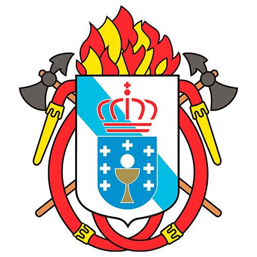 Logo Bombeiros do Morrazo