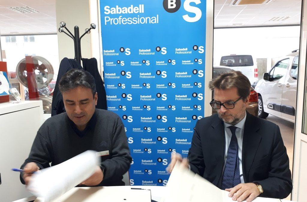 Convenios Banca Polígono Castiñeiras